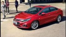 Chevrolet Cruze XL 2017: modelo chinês fica maior e ganha visual
