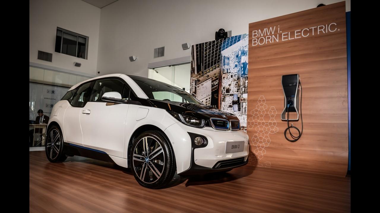 BMW: SUVs, elétricos e MINI impulsionam lucro recorde no 1º semestre