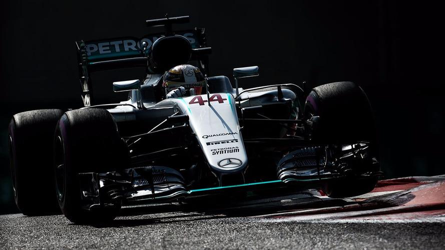 Formule 1 - Lewis Hamilton signe l'ultime pole de la saison à Abu Dhabi