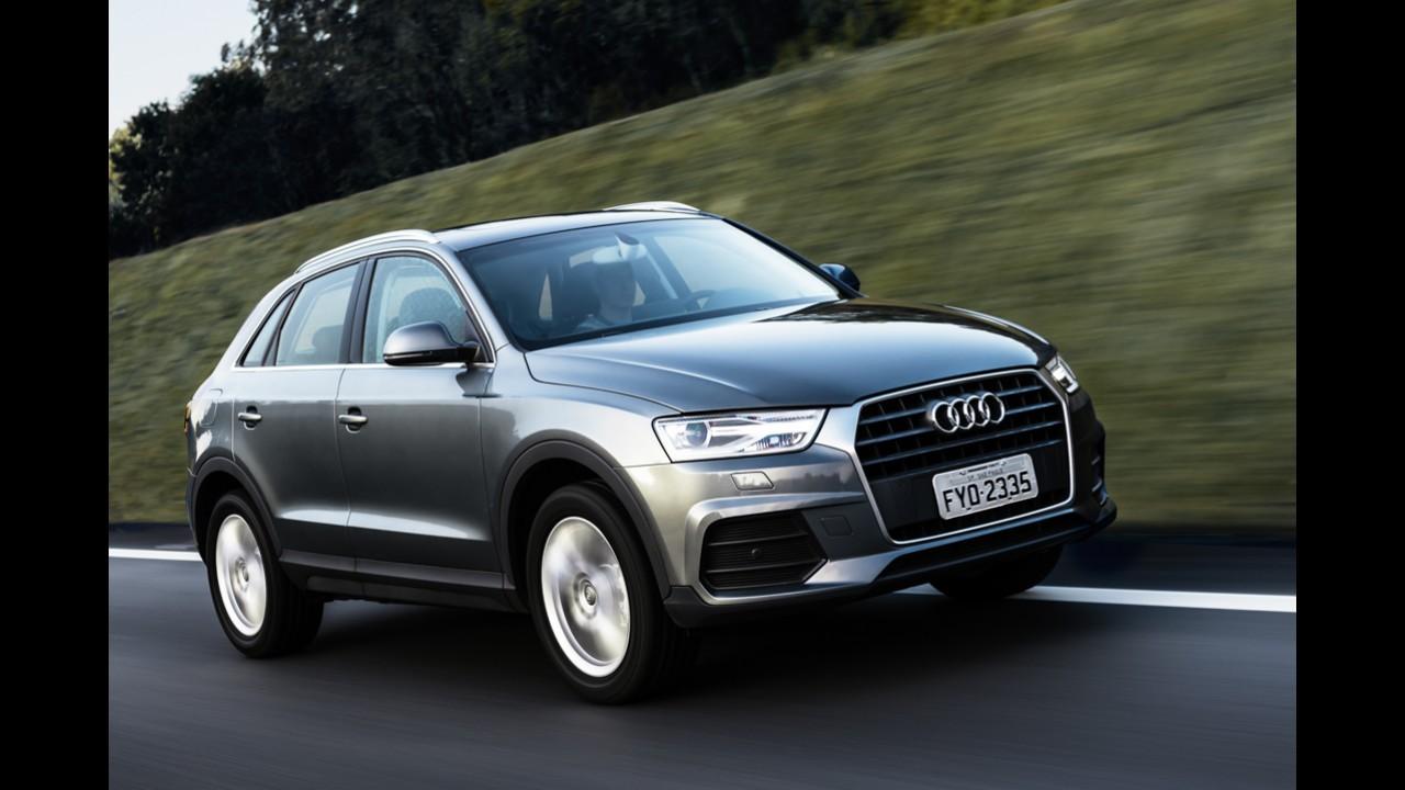 Audi é primeira premium a vender mais de 1.900 unidades em um mês