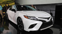 2018 Toyota Camry: Detroit 2017