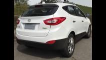 Flagra! Veja o que muda na reestilização do Hyundai ix35 nacional
