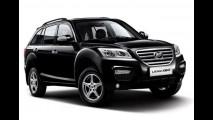 Lifan apresenta o SUV X60 no Salão de Moscou