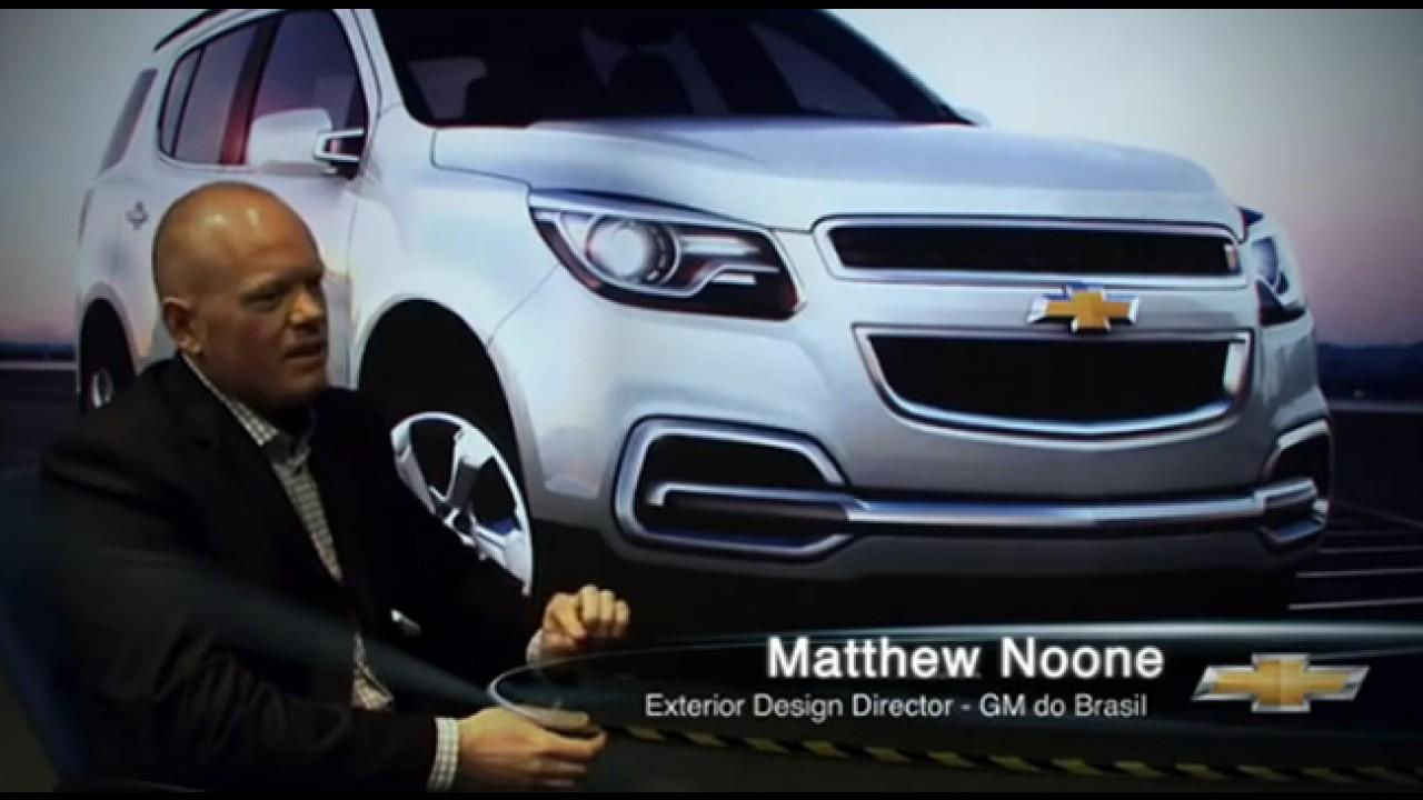 VÍDEO: Making Off mostra equipe brasileira no desenvolvimento da Chevrolet TrailBlazer