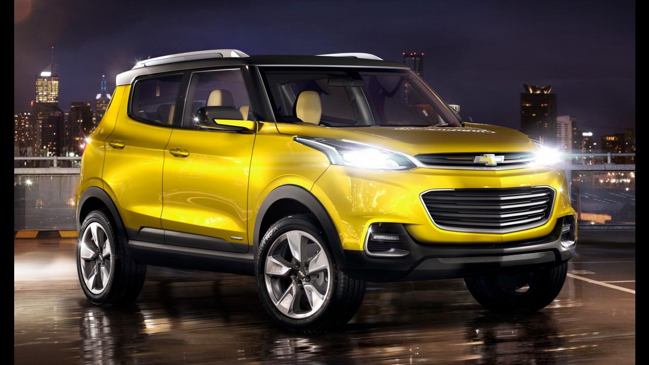 GM confirma sucessor do Tracker feito no Brasil em 2018