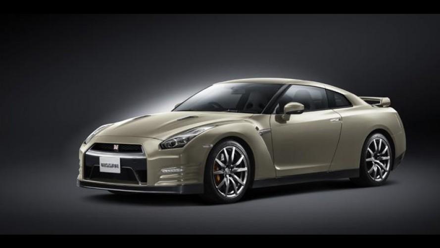 Nissan GT-R ganha versão limitada que celebra 45 anos do superesportivo