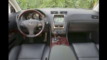 Facelift für den Lexus GS