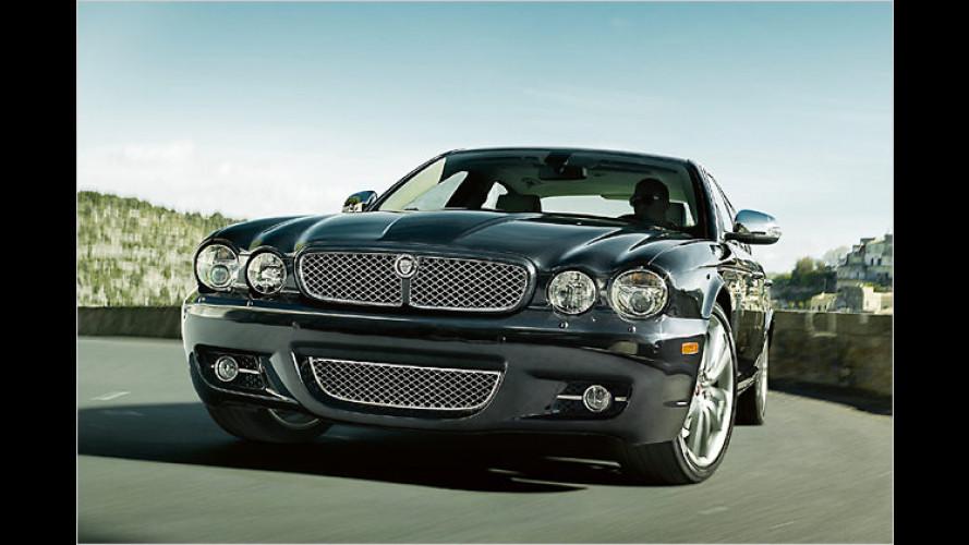 Jaguar präsentiert den auf 100 Stück limitierten XJ Portfolio