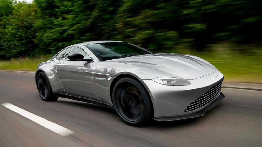Aston Martin V8 Vantage 2019, ahora en teaser (actualizado)