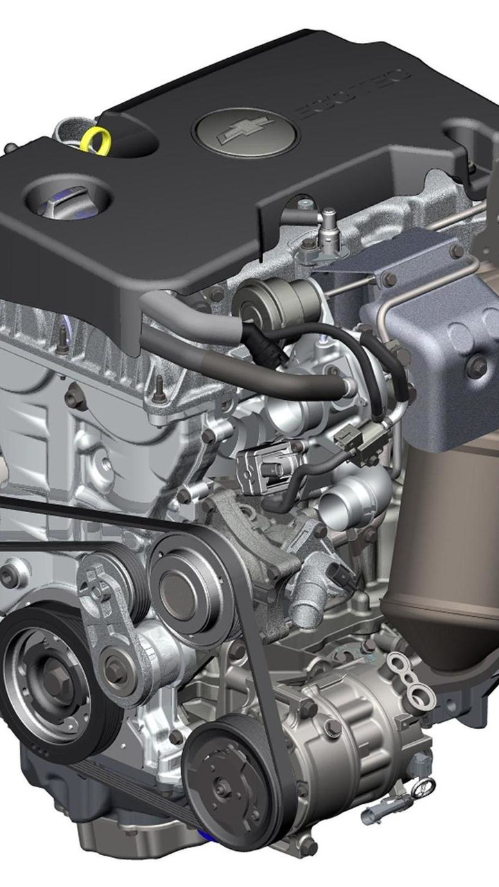 GM small displacement Ecotec engine - 12.10.2011
