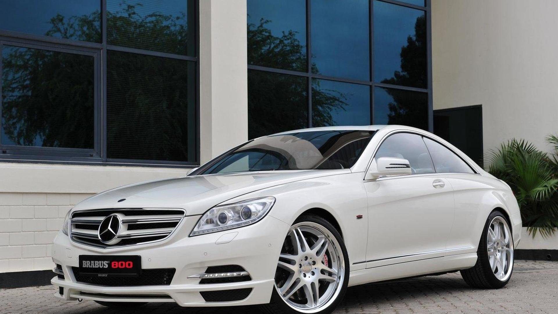 brabus 800 coupe based on the mercedes benz cl 600. Black Bedroom Furniture Sets. Home Design Ideas