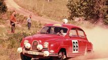 1963 Saab 96 Sport