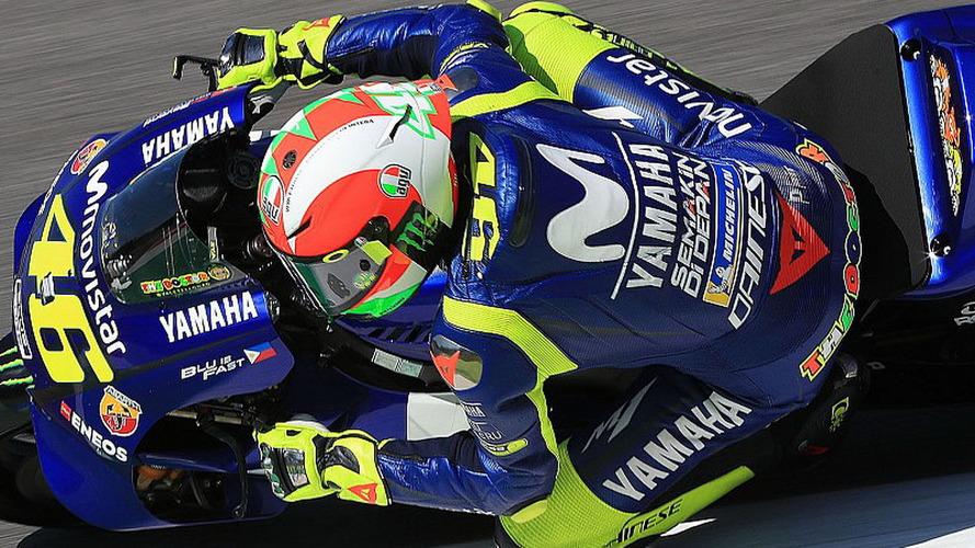 Atronadora pole de Rossi en el GP de Italia de MotoGP