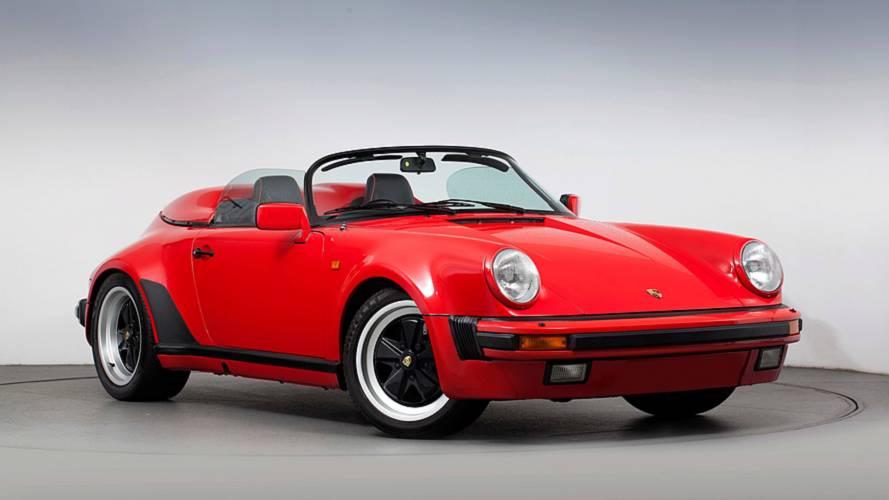 Porsche, le 8 Speedster più belle di sempre