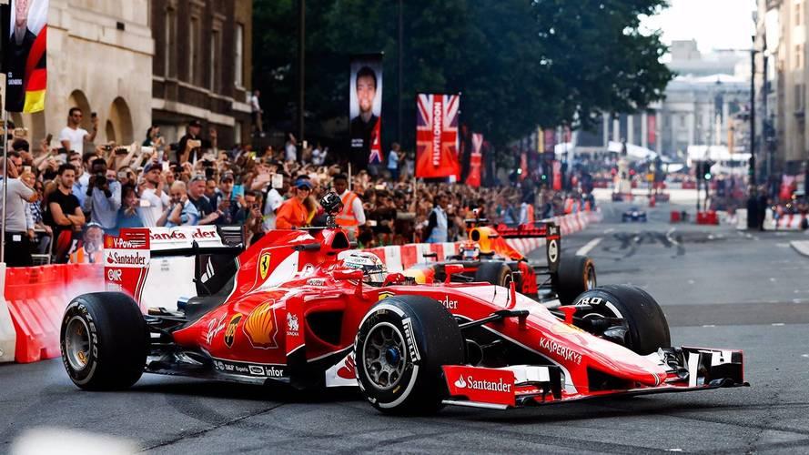 La F1 fera son show dans Marseille avant le GP de France 2018
