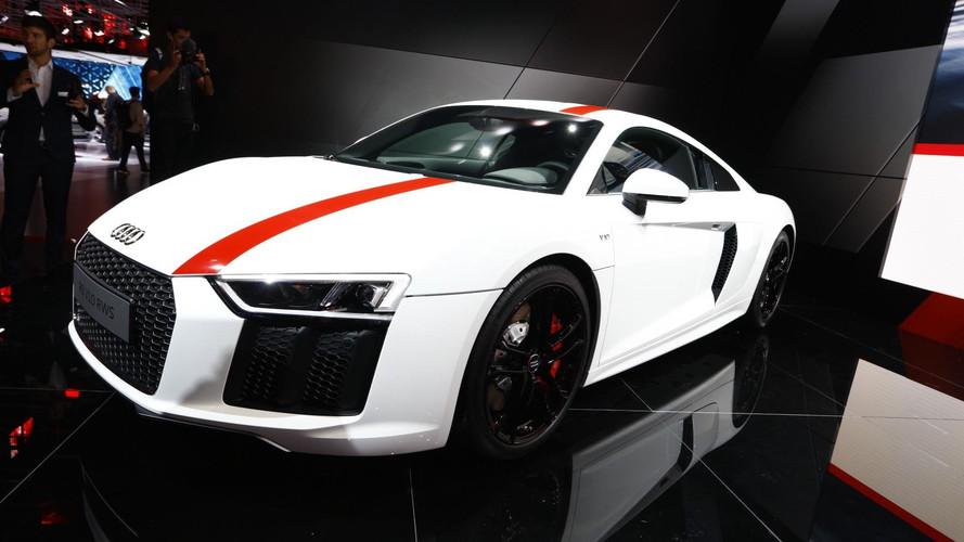 VIDÉO - L'Audi R8 Coupé V10 RWS, star d'une publicité