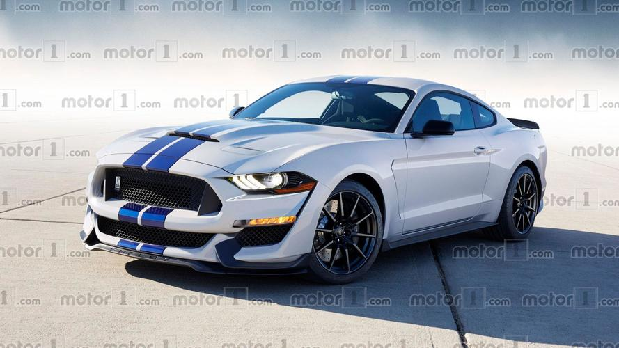 2019 Shelby Mustang GT500 Could Debut Next Month In Chicago