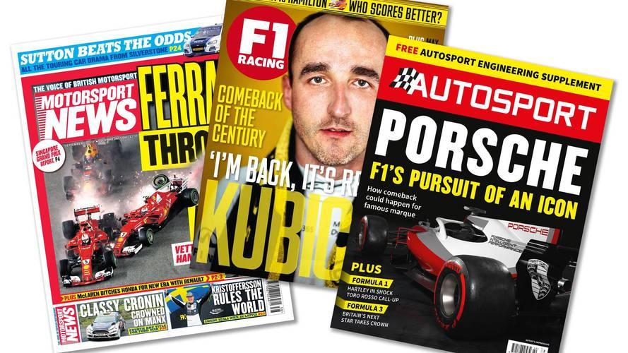 Motorsport Network se expande en el Reino Unido con nuevas incorporaciones clave