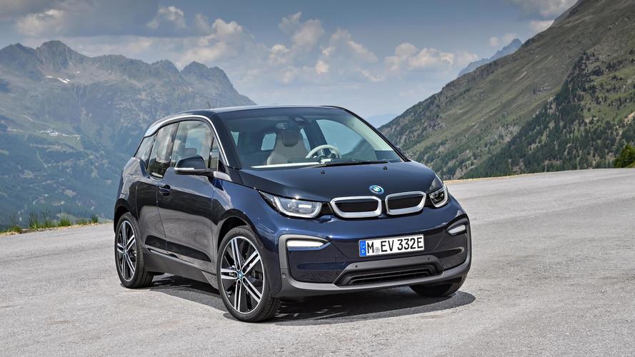 BMW i3 tek şarj ile dağa çıkmaya çalışırsa ne olur?