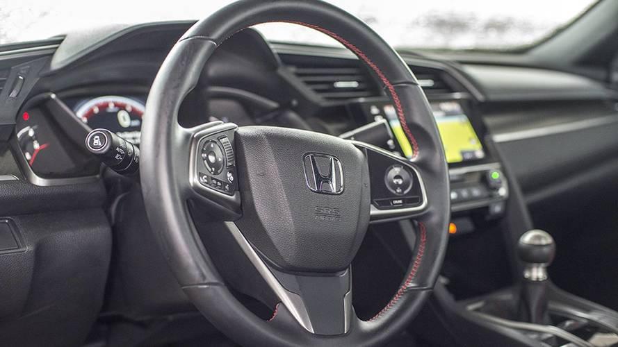 Honda Civic Si 2018 impressões no Japão