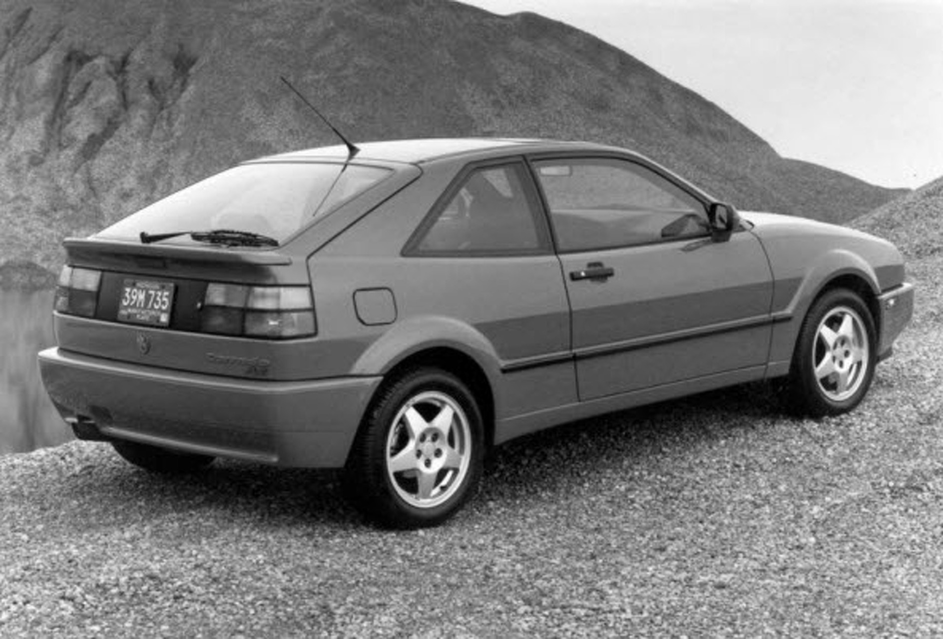 Sports Car Face-Plants: Volkswagen Corrado (1988 to 1995)