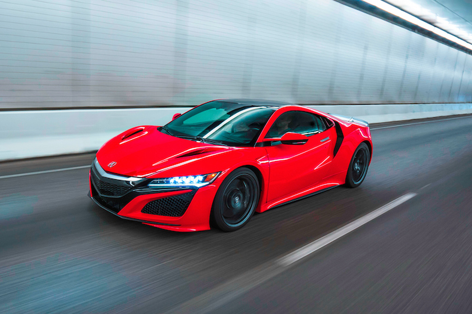 The Acura Nsx Supercar Could Get Even More Mental With Rear Wheel