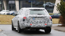 2017 Mercedes-AMG spy photos