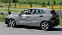 2018 Ford Fiesta spy photo