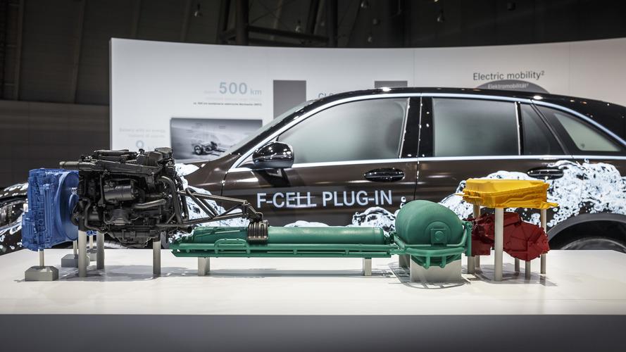 Mercedes Shelves Fuel Cells, Will Focus On Hybrids