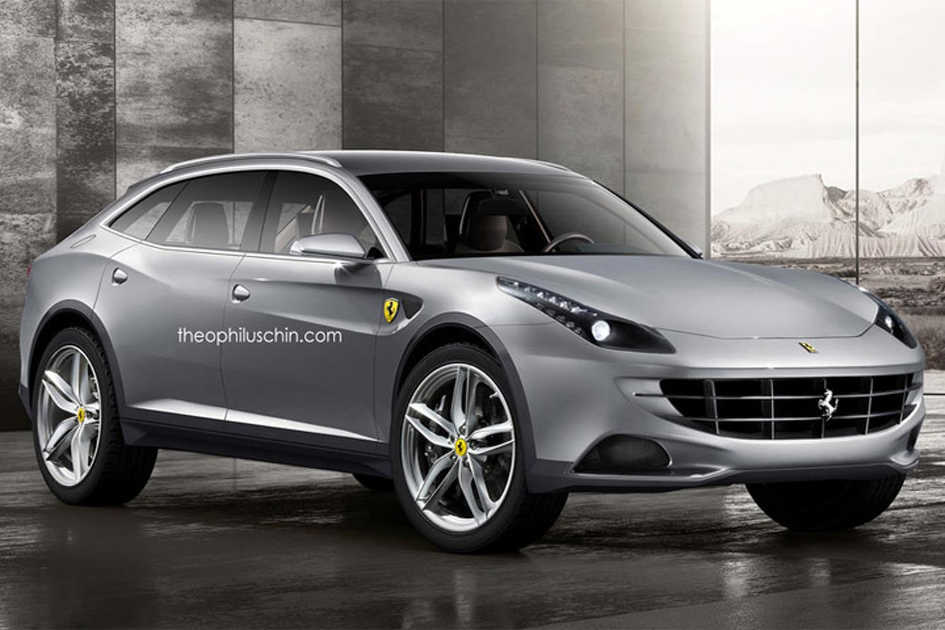 Ferrari confirma que fará um SUV