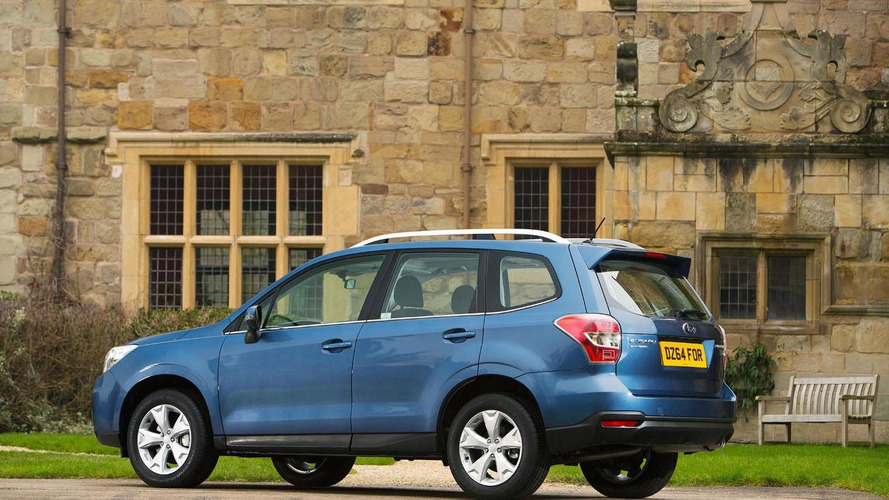 2015 Subaru Forester unveiled with an upgraded engine & improved interior