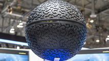 Goodyear unveils the unique Eagle-360 spherical tire [video]