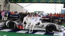 Race winners #2 Porsche Team Porsche 919 Hybrid- Romain Dumas, Neel Jani, Marc Lieb-16-9