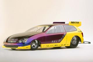 Weird Car of the Week: The 1,000HP NSX-Powered Honda Civic Si