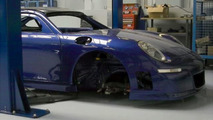 9ff GT9 Nearing Completion