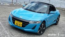 Test Drive Japan - Honda S660 (2017)