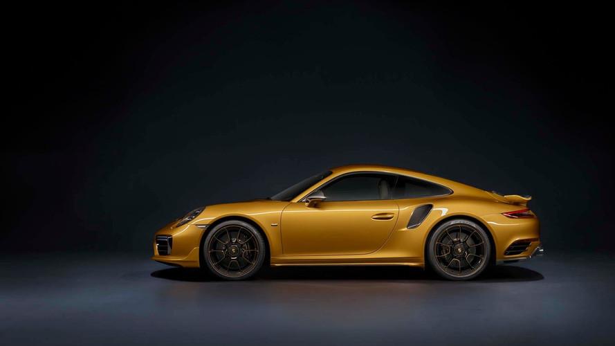 Porsche 911 Turbo S Exclusive Series - Limitée à 500 exemplaires