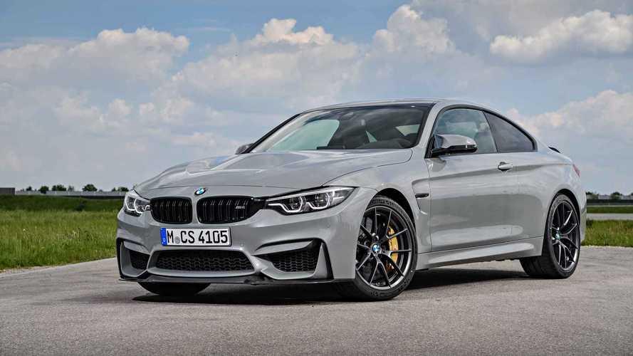 BMW M4 CS 2018, precios para España