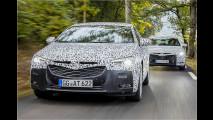 Opel schraubt am Fahrwerk