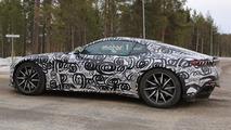 Aston Martin DB11 S spy photo