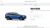 Volvo XC60 - Site