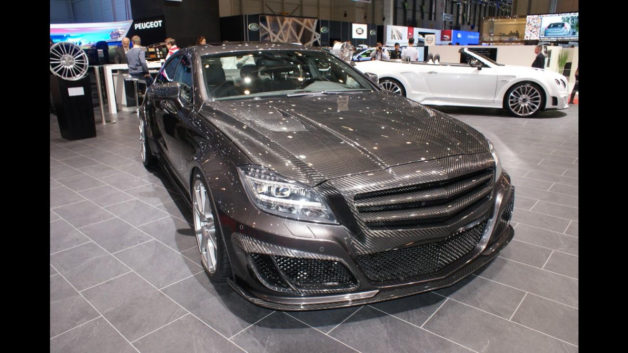 Mansory Mercedes-Benz CLS 63 AMG