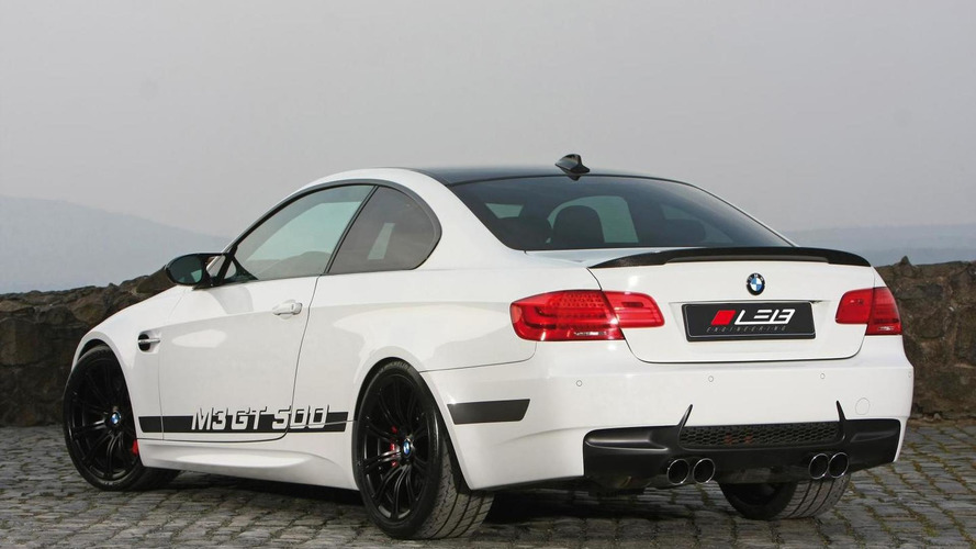 BMW M3 E92 upgraded by Leib Engineering