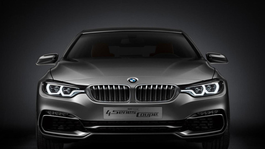 BMW 4-Series Coupe Concept video presentation