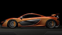 McLaren P1 arrives in United States [video]