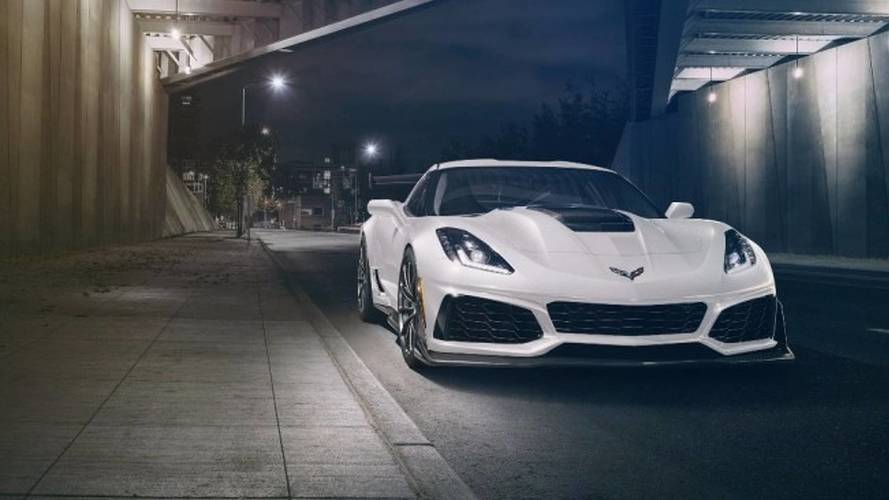 Chevrolet Corvette ZR1 by Hennessey