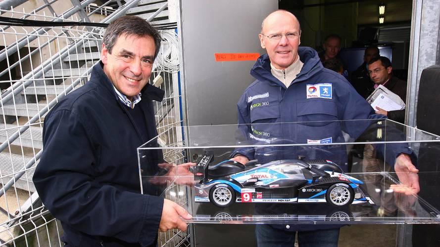 François Fillon président de la Commission constructeurs de la FIA