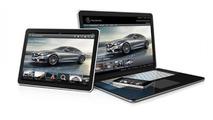 Mercedes-Benz S-Class app