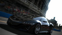 Acura NSX concept for Gran Turismo 6 06.12.2013