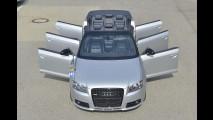 Audi A3 cabrio XXL, ci stiamo tutti e otto?
